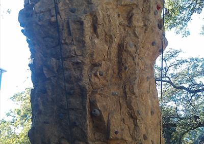 Custom Climbing Wall 10