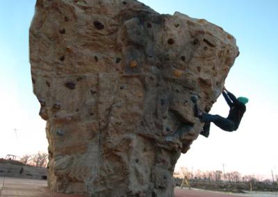 Custom Climbing Wall 5